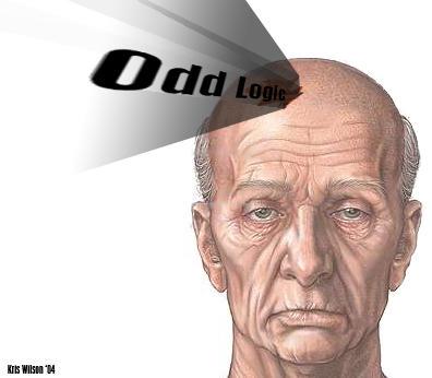 Oddlogic Cd Cover by kris-wilson