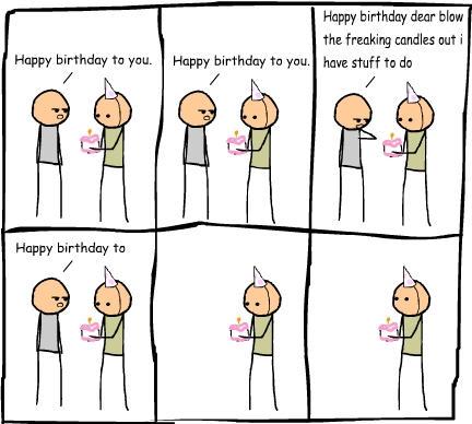 Happy Birthday by kris-wilson