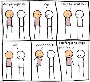 Ghost by kris-wilson