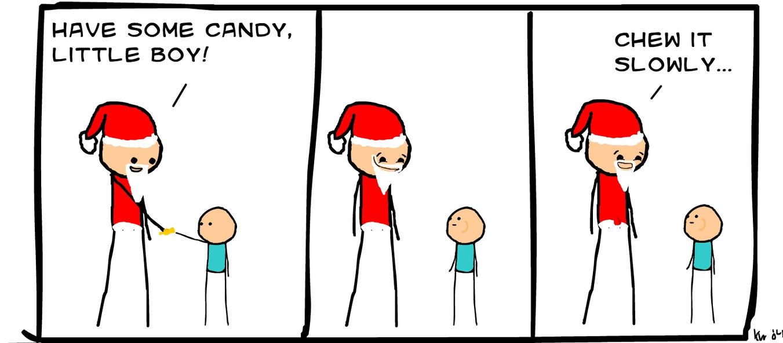 Santa by kris-wilson