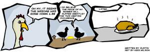 Chicken Stocks by kris-wilson
