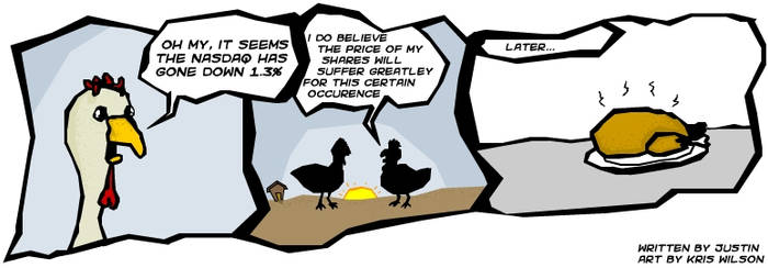 Chicken Stocks