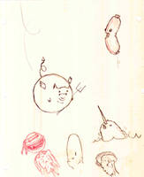 Sketch Book by kris-wilson