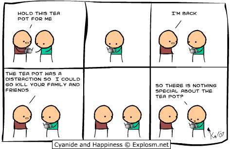 Tea by kris-wilson