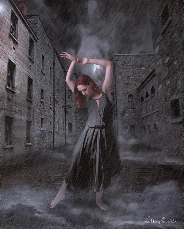 Dance In the Rain by shamanzella