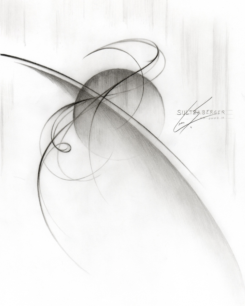 Simple abstract drawings