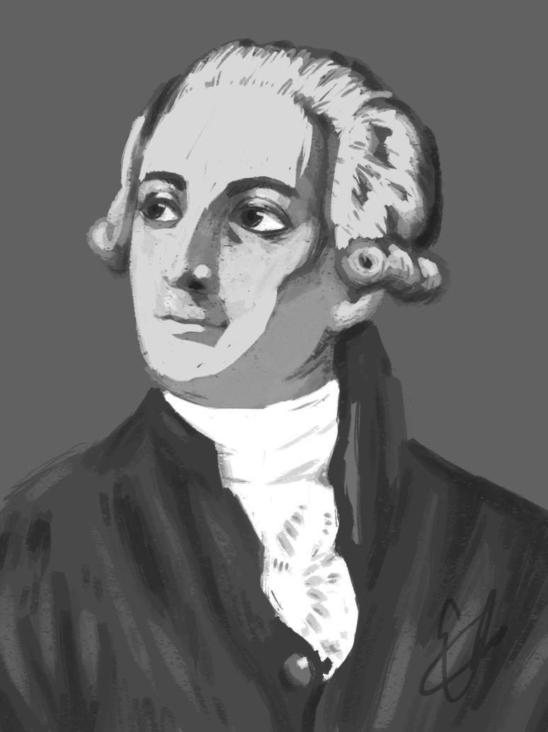 Antoine Lavoisier by elorathedino