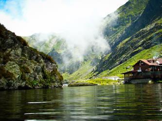 Balea Lake by 1killa1