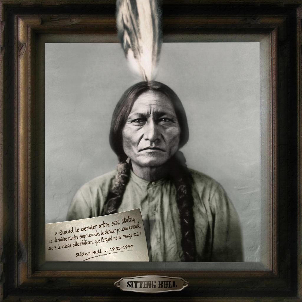 Sitting Bull Citation By Gilles Marivint On Deviantart