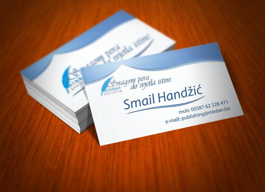Presentation business card yeniscale presentation business card colourmoves