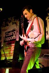 Marvyn Oates - lead guitarist