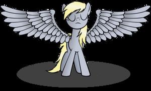 Derpy's epic wings