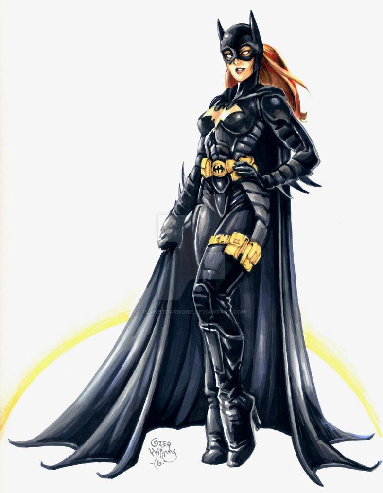 Bat Lady by PlanetDarkOne