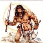 Conan the Cimmerian