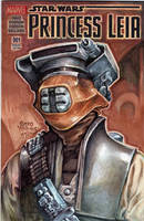 Pricess Leia Bounty hunter by PlanetDarkOne