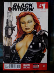 Black Widow cover
