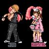 JD and Krystal by Minto-sama