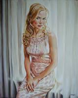 Nicole Kidman by andylloyd