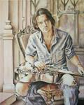 Johnny Depp on Guitar
