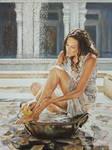 Woman Bathing 2013
