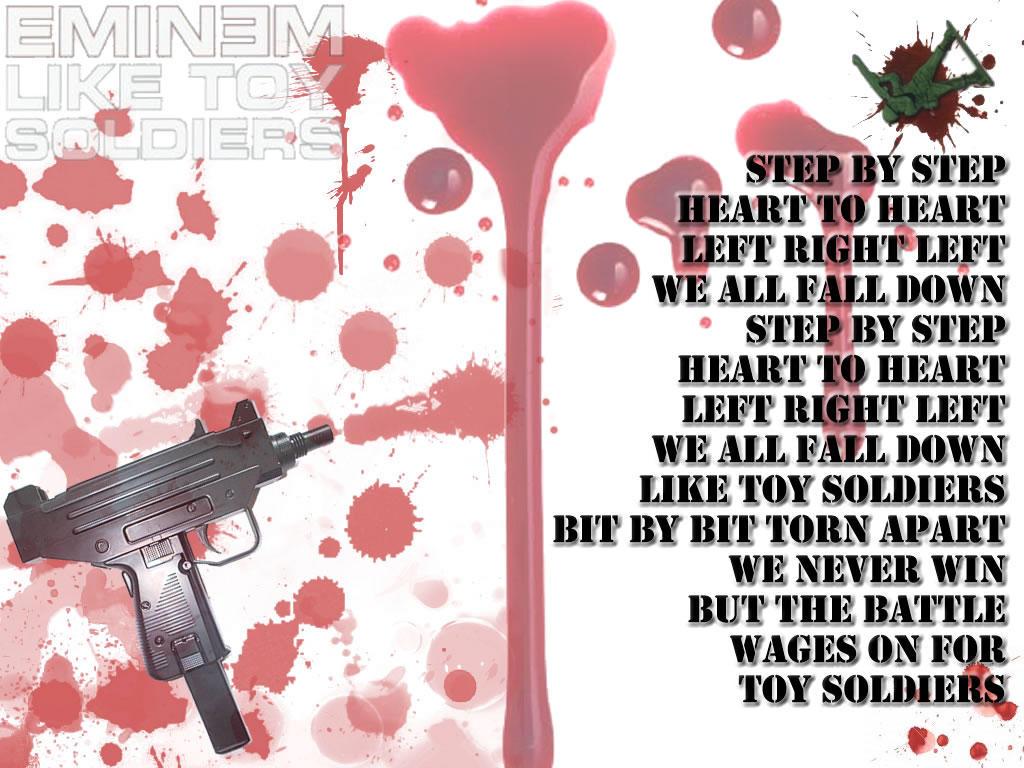 Like toy soldiers – eminem – onlinedrummer. Com.