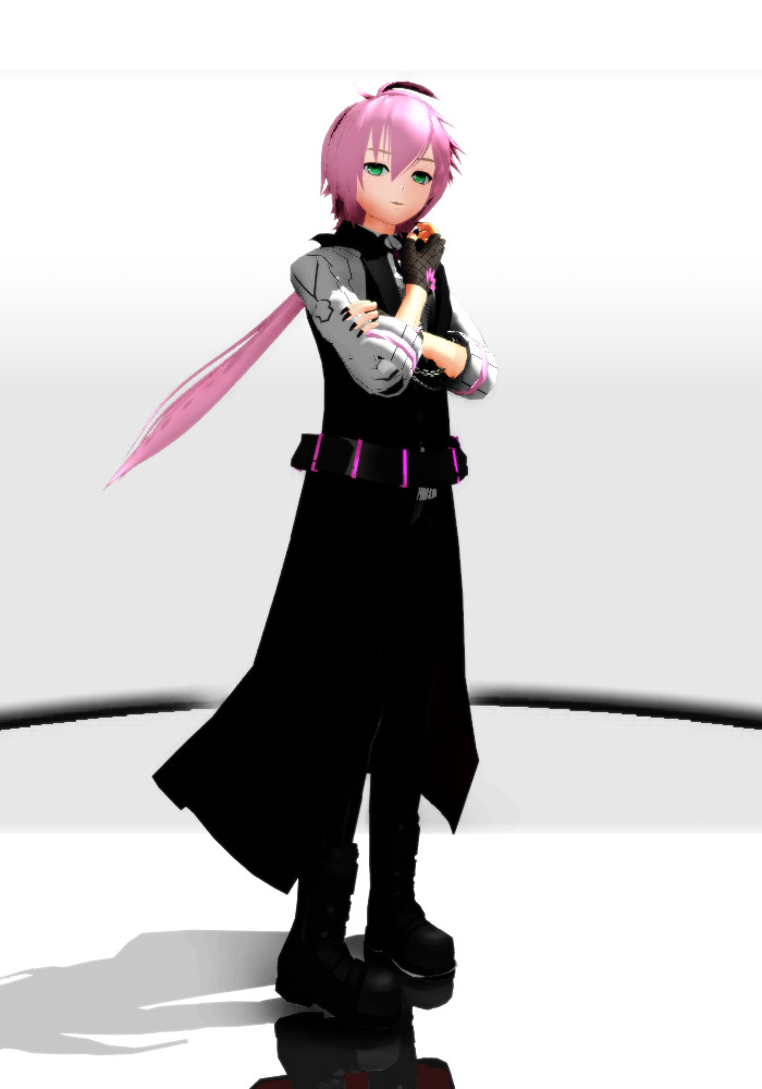 VY2 Yuma: Vampire ver. by oOIchibiOo