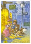 221b Barker Street by jamesillustrated