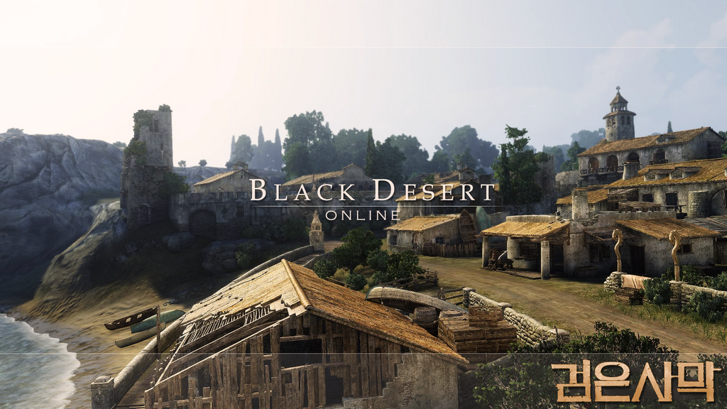 wallpaper 2 black desert online by bluet00ch on deviantart