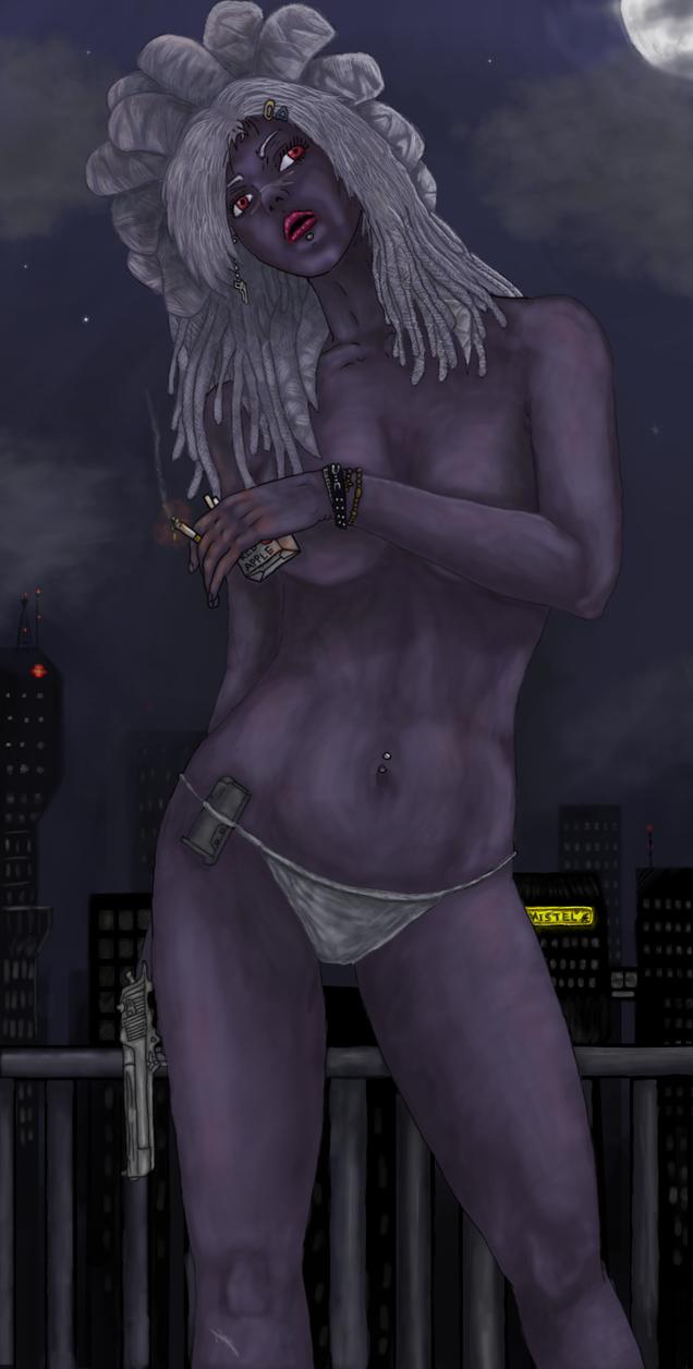 Smokin' Mayka by TheLandoBros