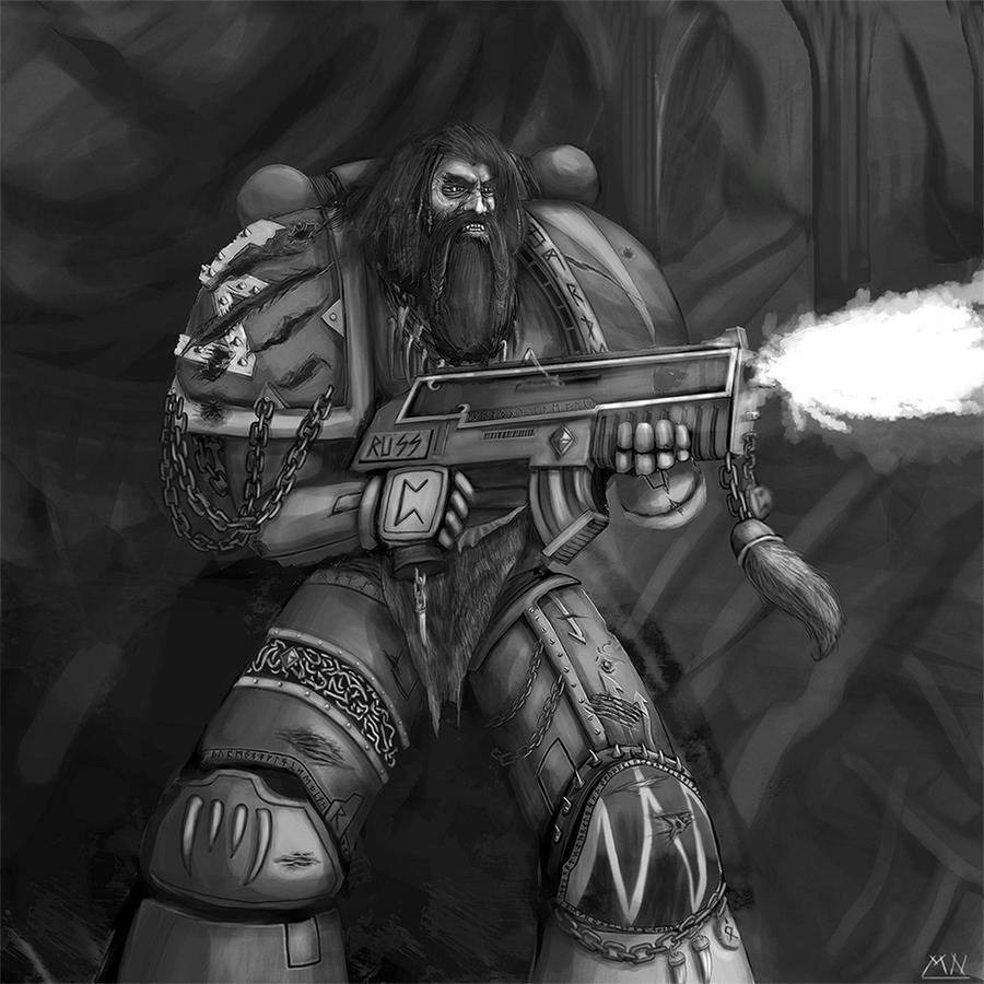 Grey Slayer by TheLandoBros