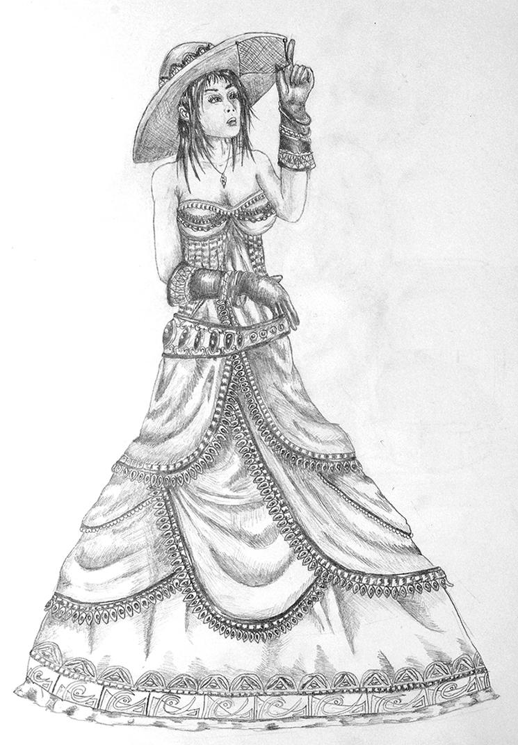 Niniko - Fancy Dress by TheLandoBros