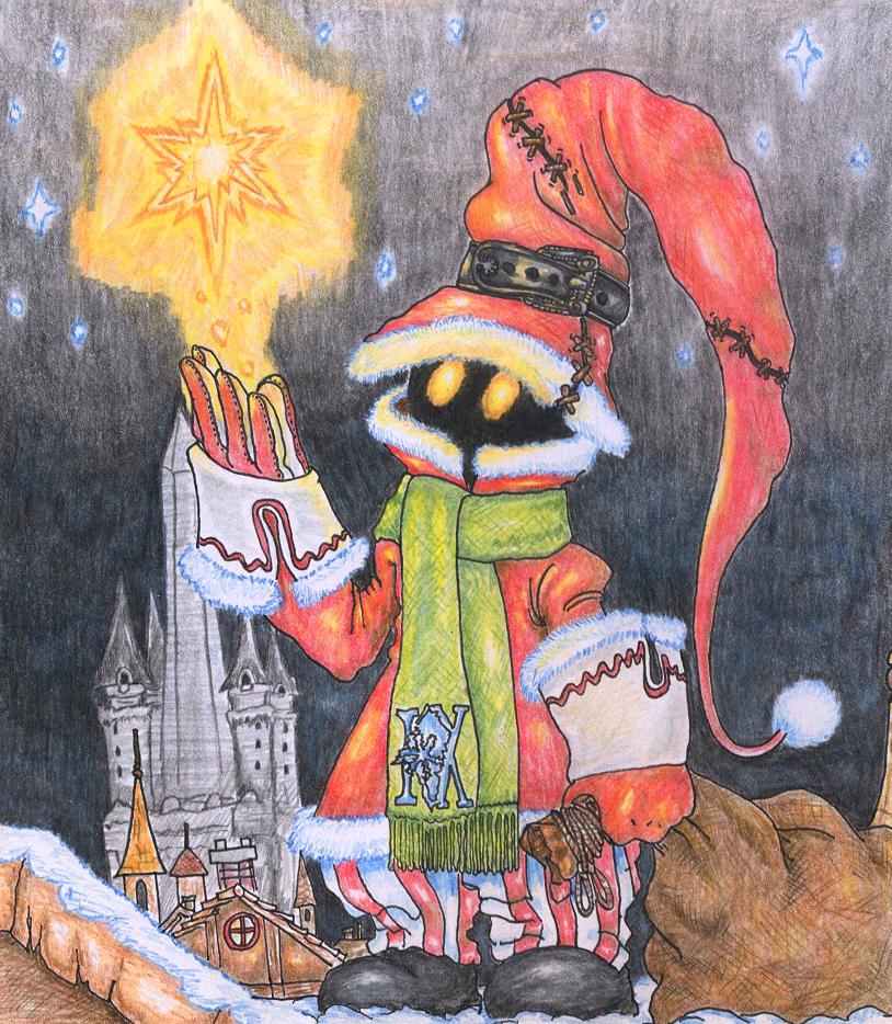 Vivi's Christmas by TheLandoBros