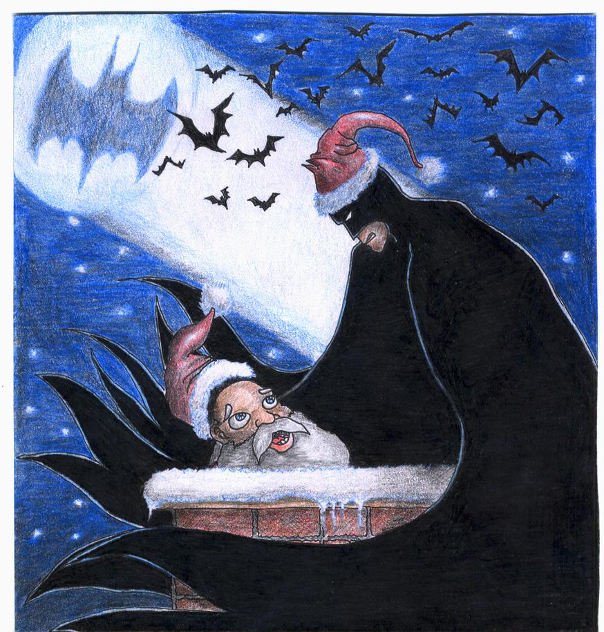 Batman Christmas by TheLandoBros on DeviantArt