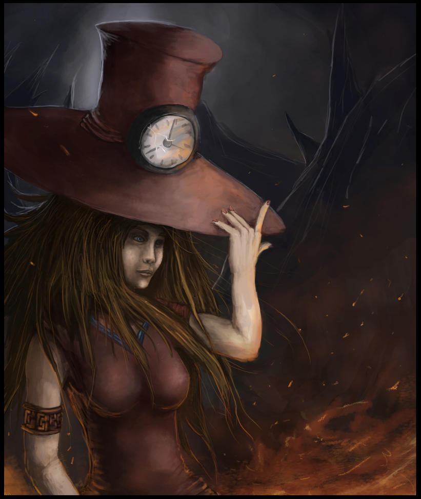 Clockwitch by TheLandoBros