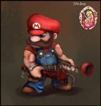 Super Plumber Mario