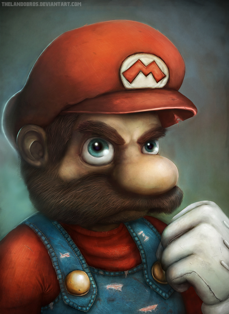 Hero - Super Mario Bros. by TheLandoBros