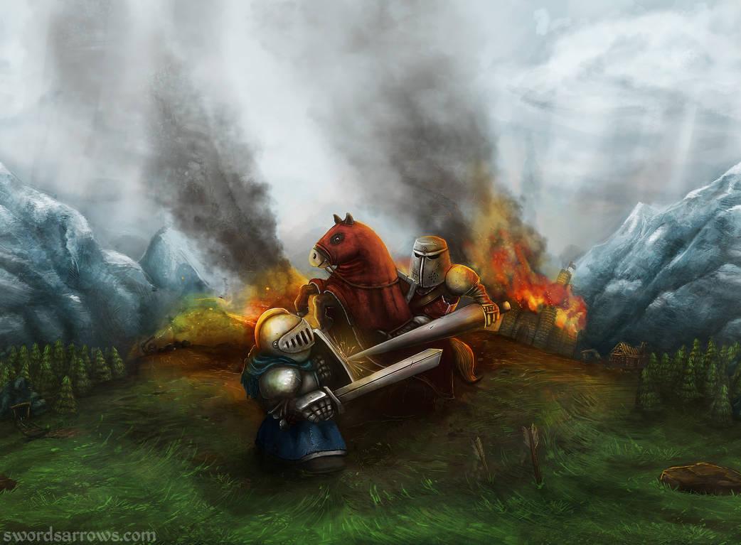 Swords and Arrows