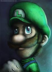 Brother - Super Mario Bros. by TheLandoBros
