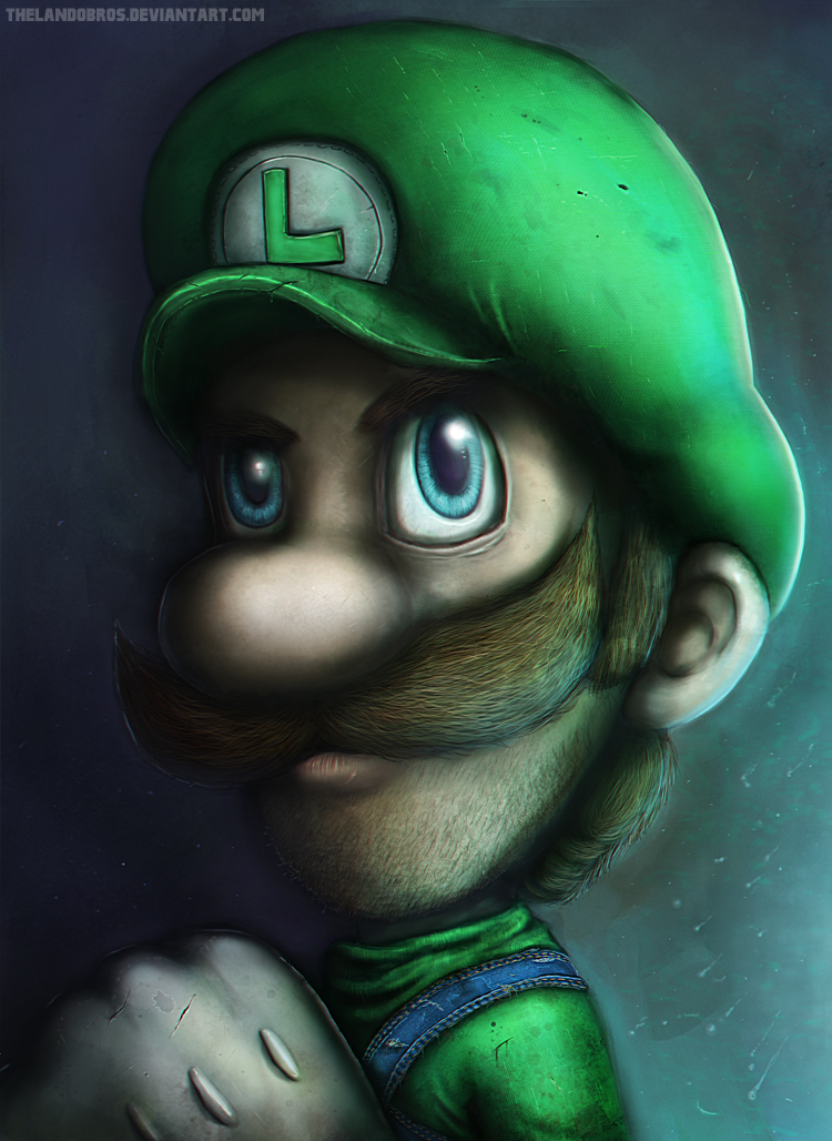 Brother - Super Mario Bros. by TheLandoBros