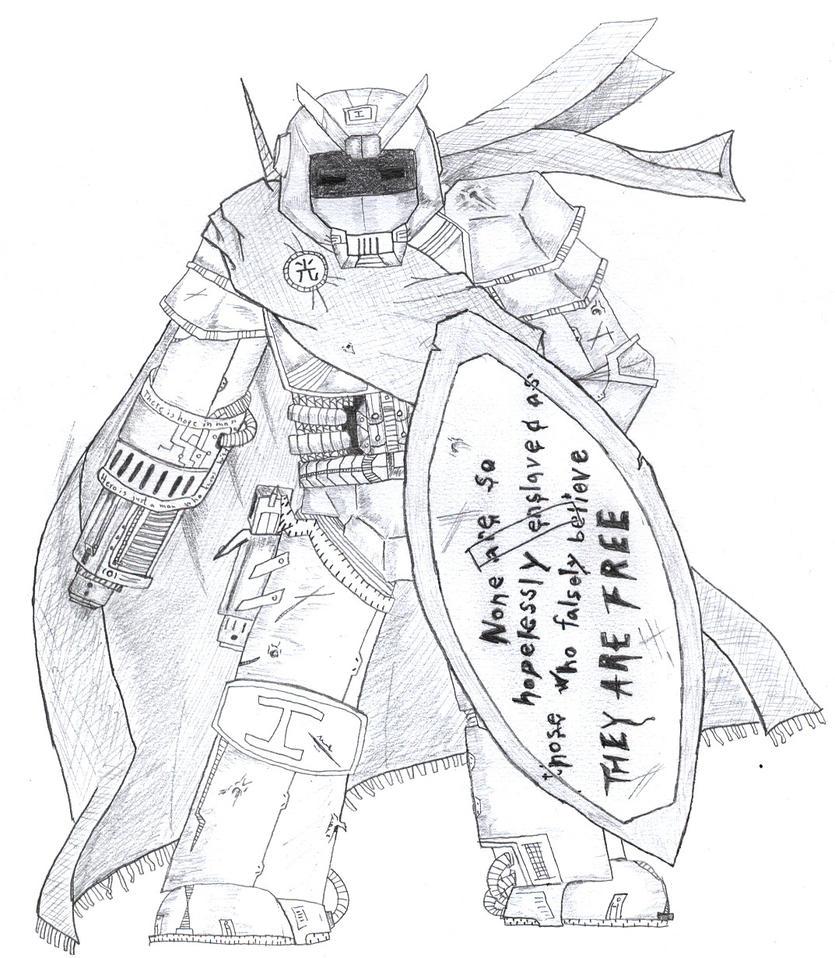 Protoman - Due Vendetta by TheLandoBros