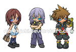 kingdom hearts chibi straps2
