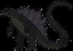 World of Giants: Gojira nipponensis (Godzilla)