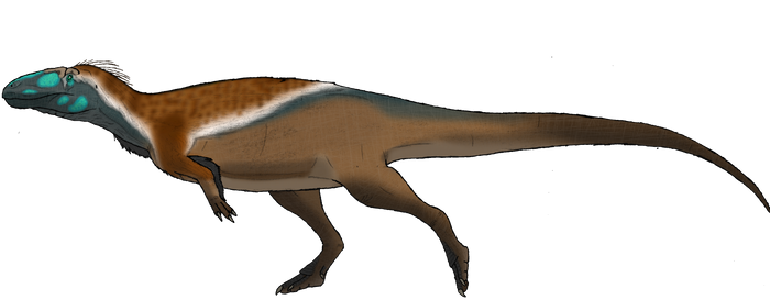 Eustreptospondylus oxoniensis
