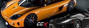 Koenigsegg CCX Banner