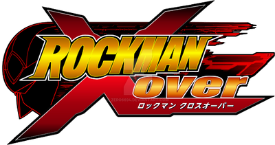 Rockman Xover [Logo Redone] by Zero6694