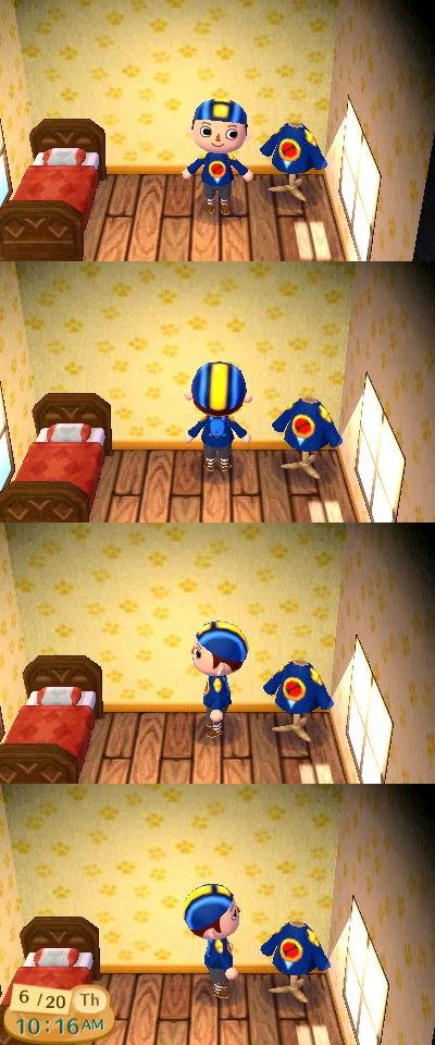Animal Crossing New Leaf Megaman Exe Shirt Hat By Zero6694 On Deviantart