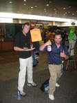 Sham-Wow Guy and Billy Mays