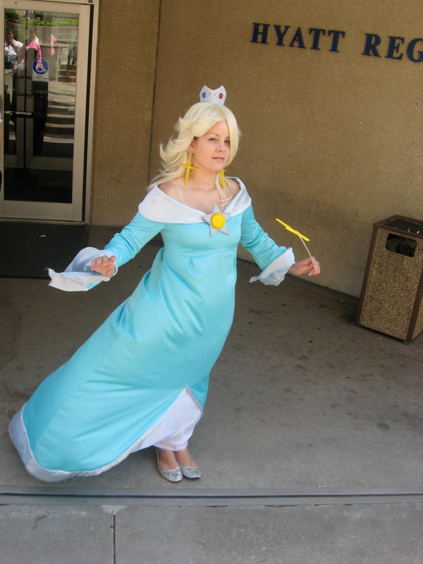 Princess Rosalina Costume For Kids Mario Rosalina Costume...