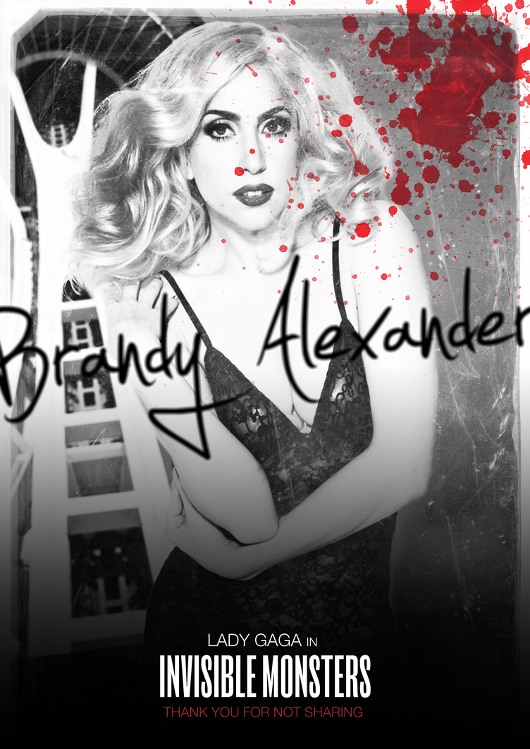 Invisible Monsters: Brandy by tectris on DeviantArt