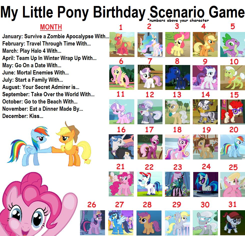 My Little Pony Names Generator